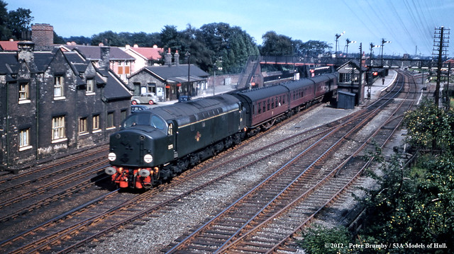 c.07/1960 - Brough, East Yorkshire.