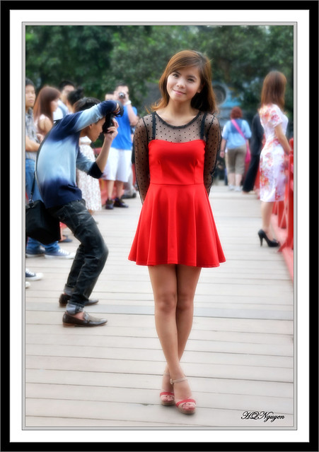 Model Hà Nội