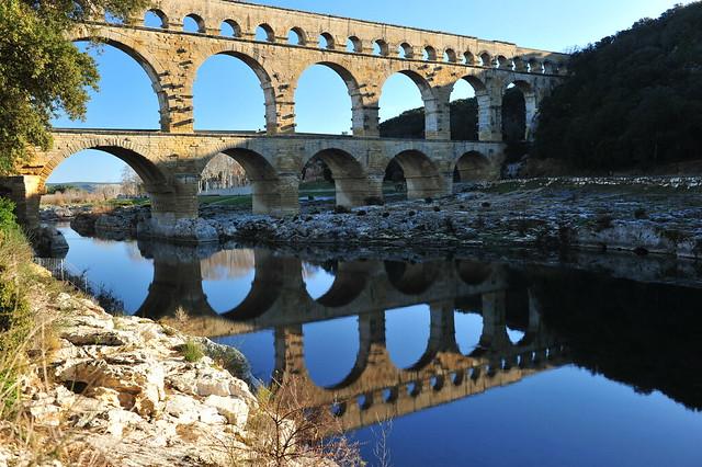 744 Pont du Gard (Provence - France)