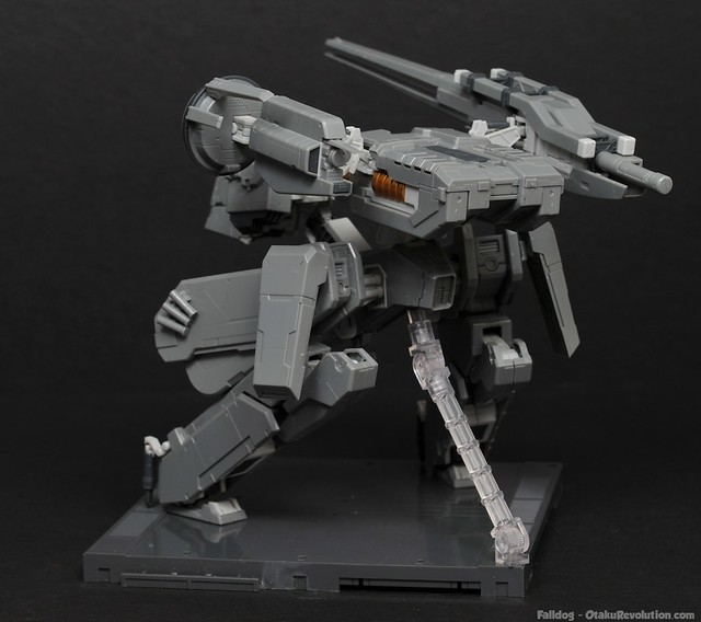 Metal Gear REX Review 18