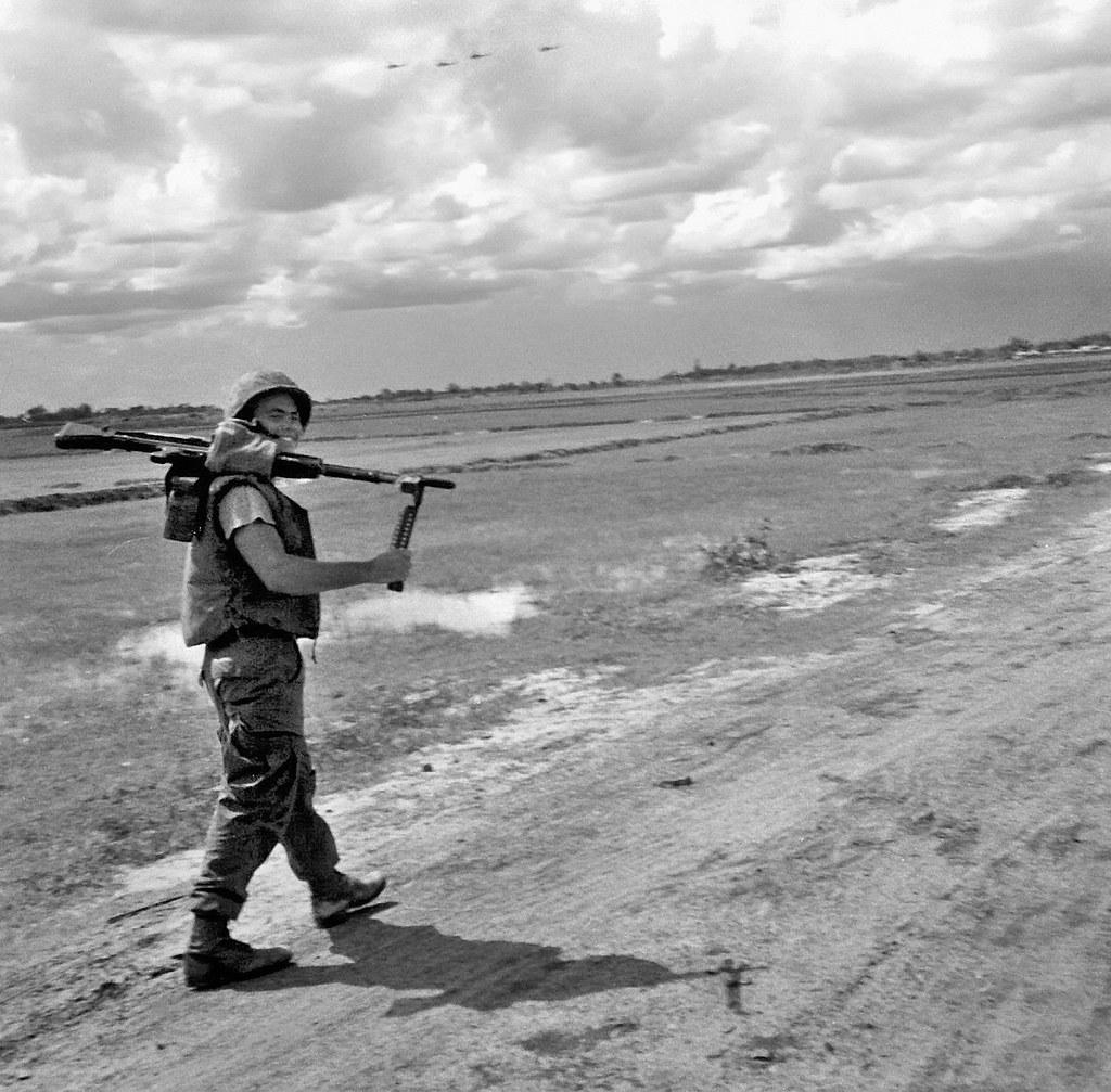 Vietnam, Aug 1967, 25th Infantry Division, 9th Regiment, 4
