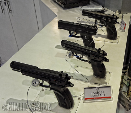 Pistols from Turkey