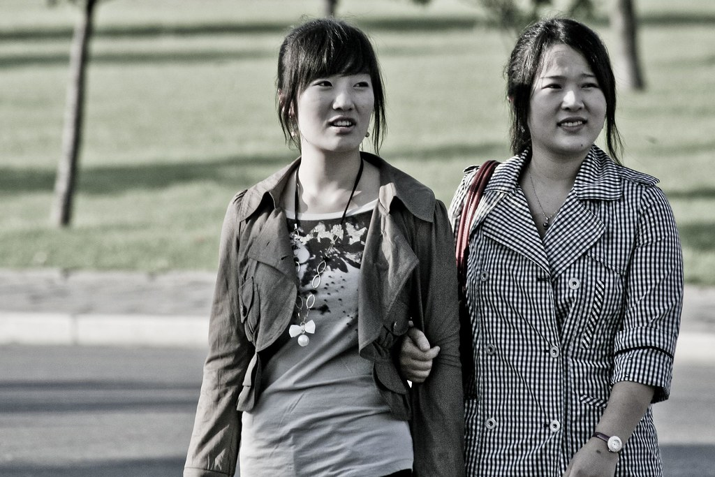 Friends in Pyongyang, North Korea    Pyongyang (평양, Korean p…   Flickr