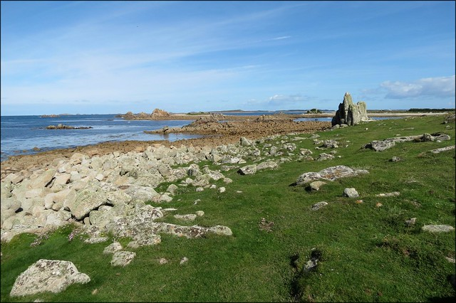 Carnew Rock, St Agnes, Isles of Scilly