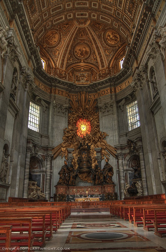 Roman Church HDR