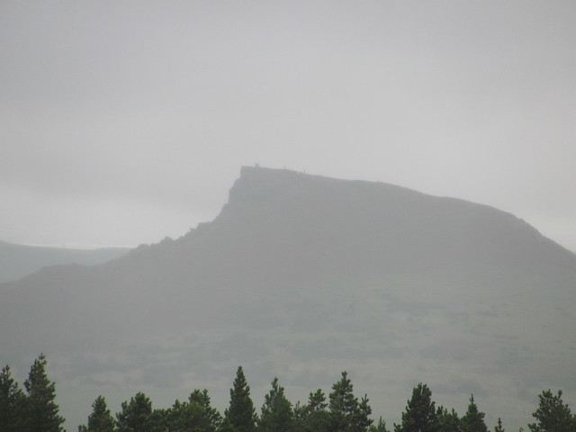 img_0921 - Roseberry Topping in the mist