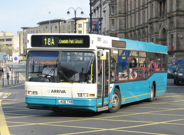Arriva Merseyside 6408 (L408TKB)