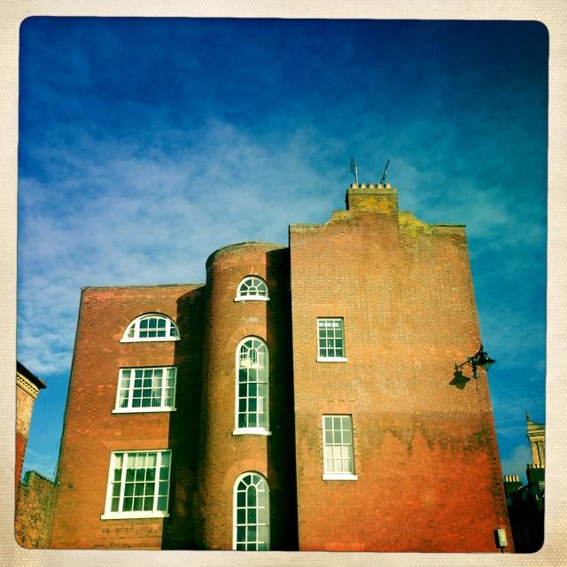 Severnside Buildings, Worcester, UK