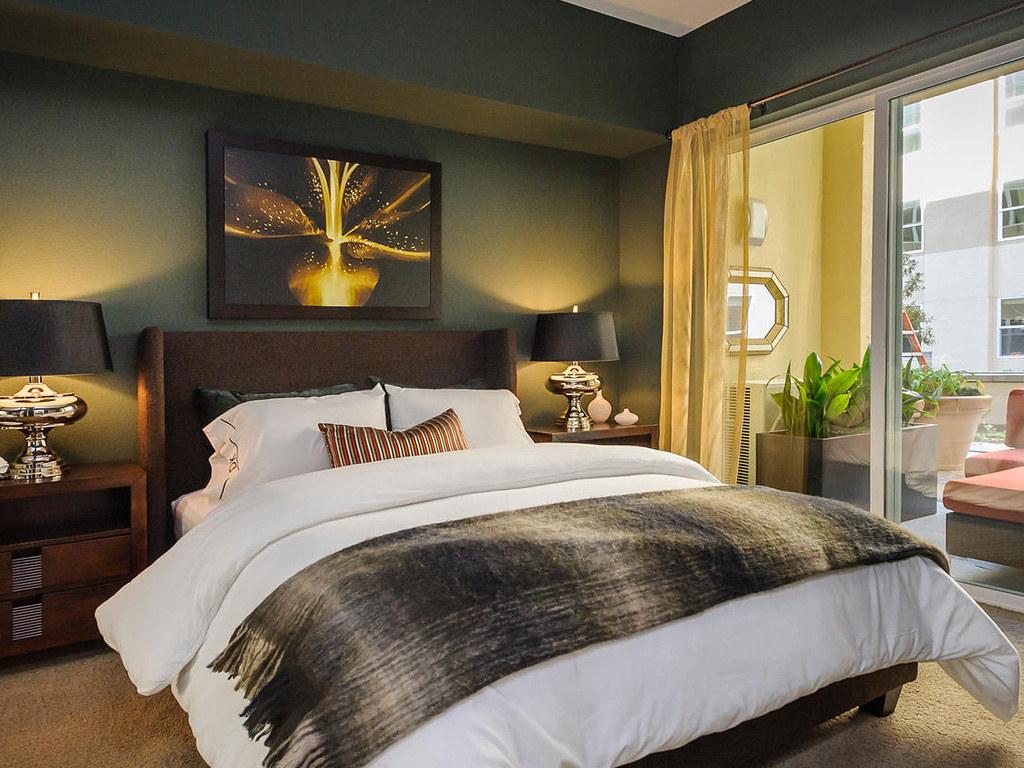Bar Harbor • Plan B: Master Bedroom