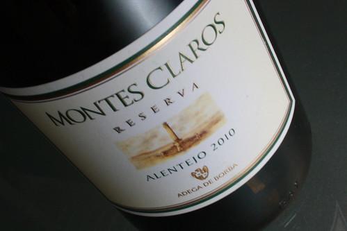 Montes Claros Reserva 2010 Branco | by magnacasta