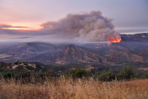 dsc7663aw rey reyfire santaynez santaynezriver fire wildfire ranchosanfernandorey lospadres lospadresnationalforest paradiseroad knappcastle