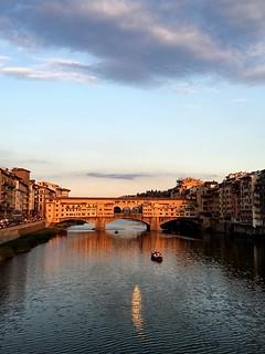 Firenze. Ponte Vecchio.