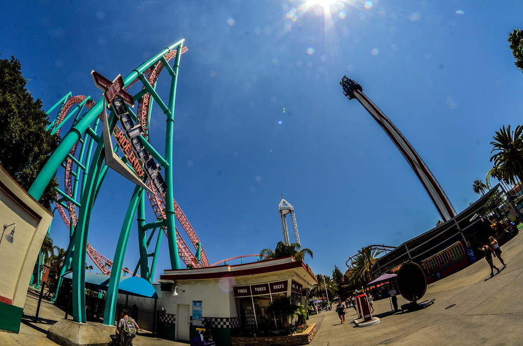 Knotts Excelerator