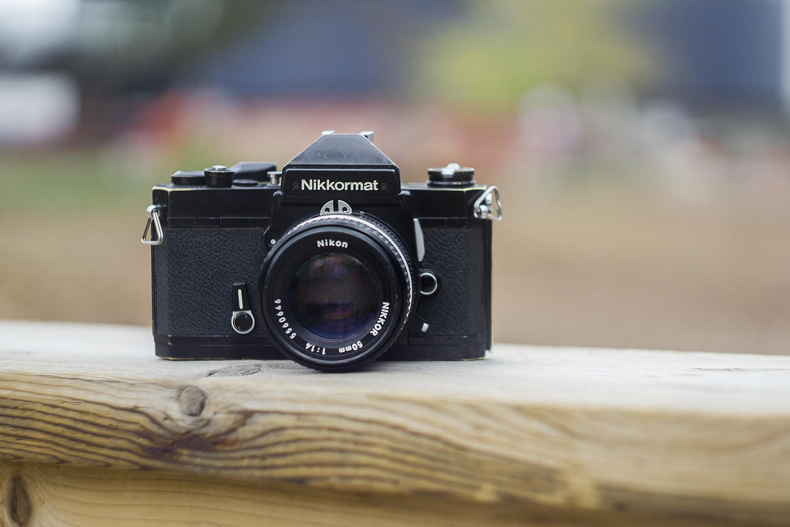 Camera Review Blog No. 46 - Nikon Nikkormat FT3