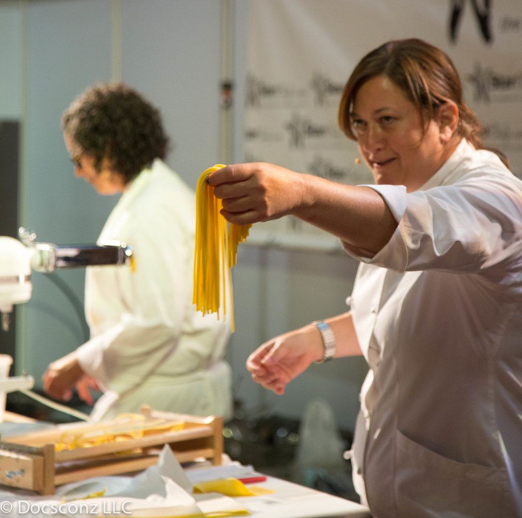 Eggs, Flour, Water: The Pasta Equation Missy Robbins Of A