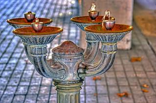 Portland Water fountain | by Ke7dbx