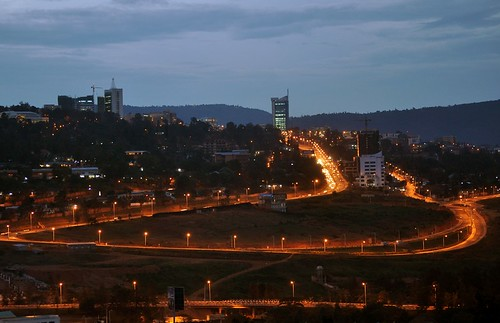 africa city sunset urban night evening nikon october kigali rwanda 2012 d90