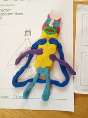 THE OLD TOWN HALL ANIMATION WORKSHOP PUPPETS 4