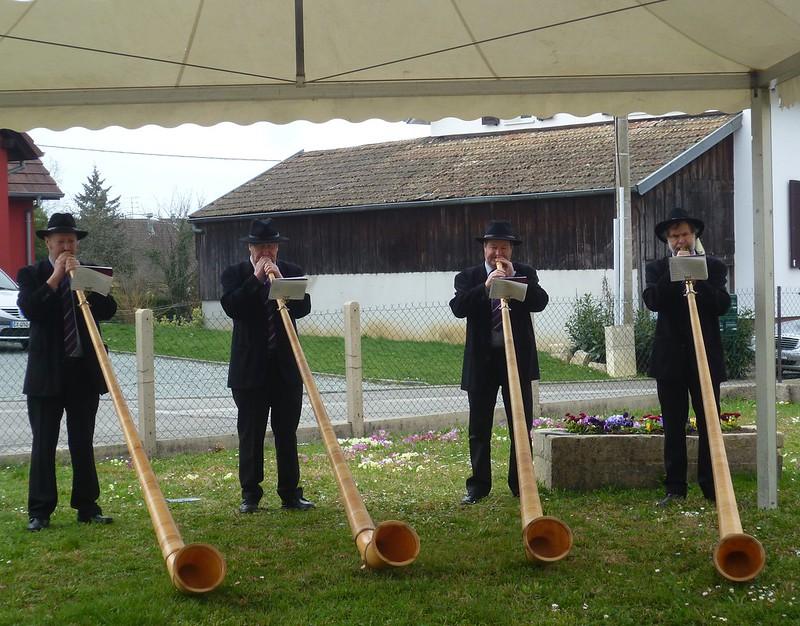 Dimanche 3/04 - Concert Cors des Alpes du Hohnack
