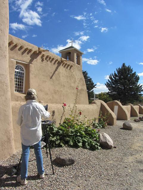 Taos Artist