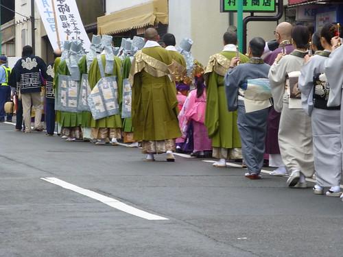 2012/10/14 (日) - 13:28 - 2012年10月14日の練り行列