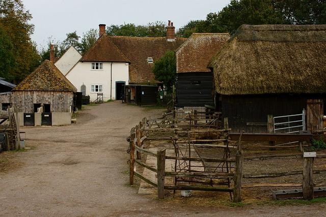 Manor Farm, Botley, Hampshire