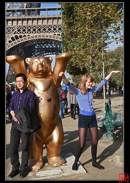 United Buddy Bears à Paris 7/9