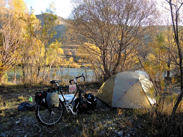 Finally away from the construction, I found great camping by bryandkeith on flickr