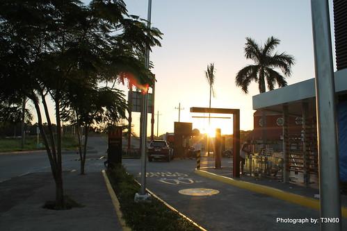 sunrise terminal2naia