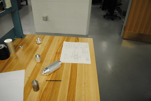 Technical Drawings.. | by Thayer School Machine Shop