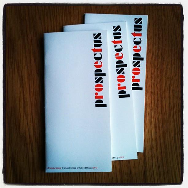 Prospectus catalogues