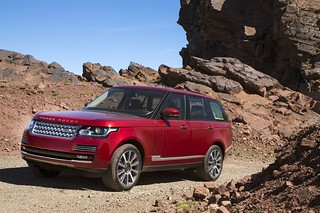 The All-New Range Rover In Morocco | by landrovermena