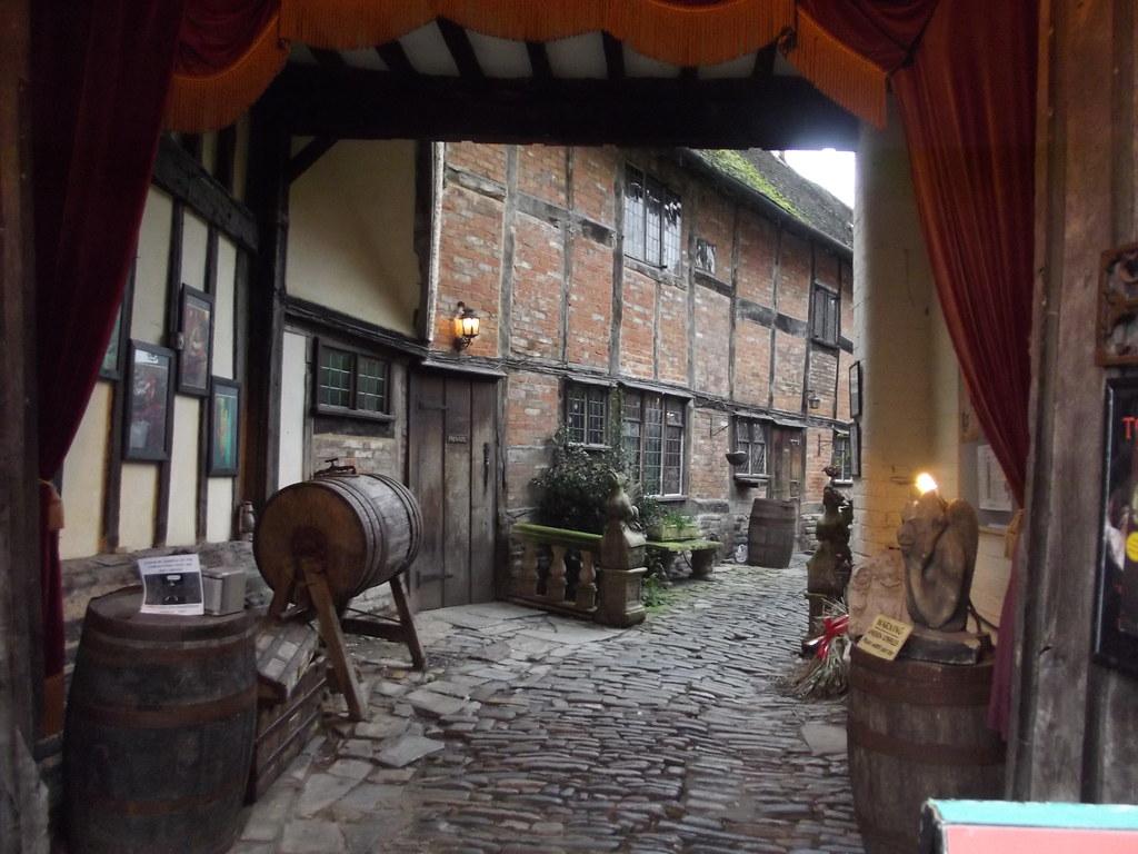 The Falstaff Experience Sheep Street Stratford Upon Avo