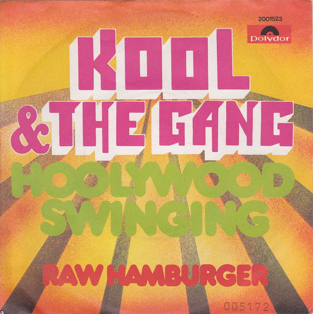 Kool And The Gang Hollywood Swinging D Soul Funk Groov