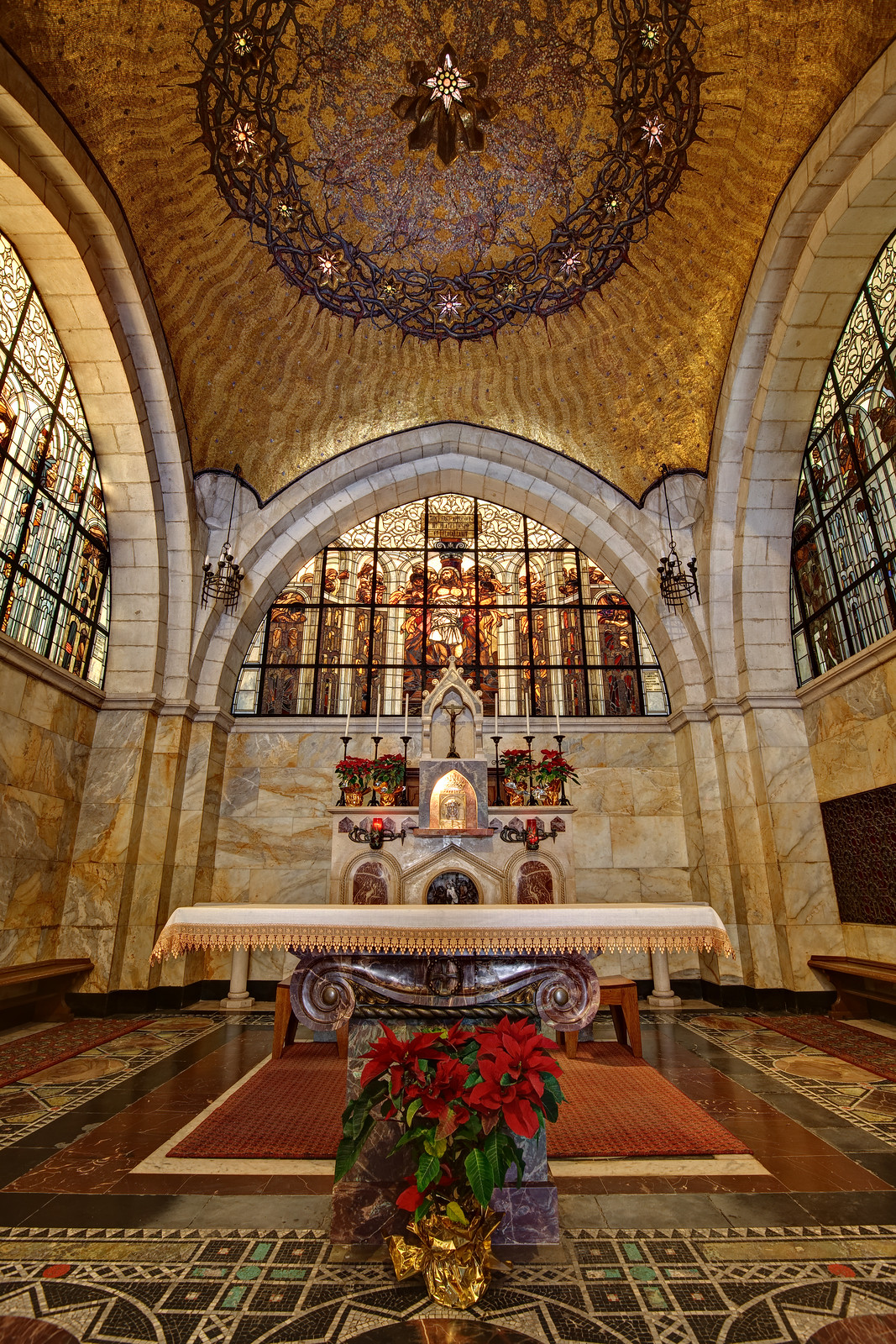 Church of the Flagellation