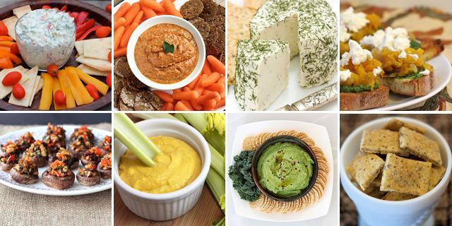 A Super Healthy Gluten Free Super Bowl A Recipe Round Up