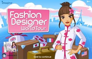 Designer World Tour Www Dressupgirlsgames Biz Game 1583 Fa Flickr