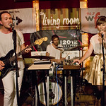Thu, 14/07/2011 - 6:47am - Live at CMJ Music Festival The Living Room 10.16.12 Photo by Claire Lorenzo
