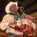 Jeffery Broussard and the Creole Cowboys at Downtown Alive!, Parc International, Lafayette, Oct. 12, 2012