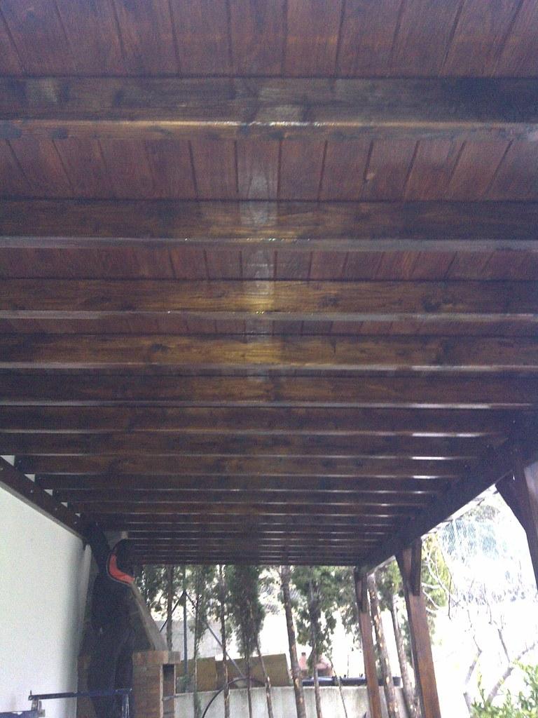 techo de madera 3.