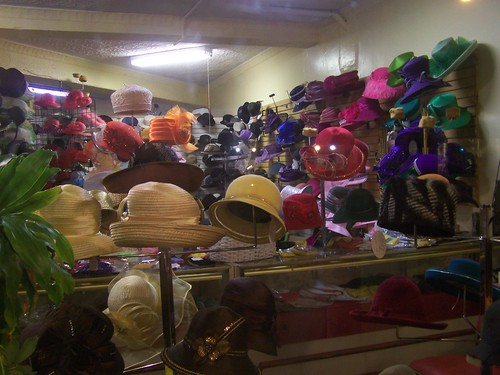Bene hat shop, 6200 block of 3rd Street NW
