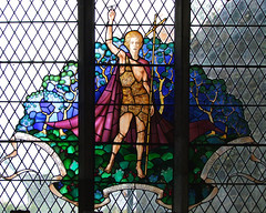 St John the Baptist by Hugh Easton, 1934