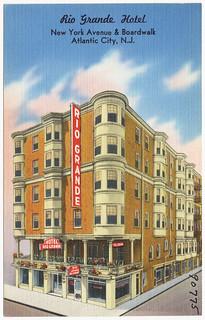 Rio Hotel New York
