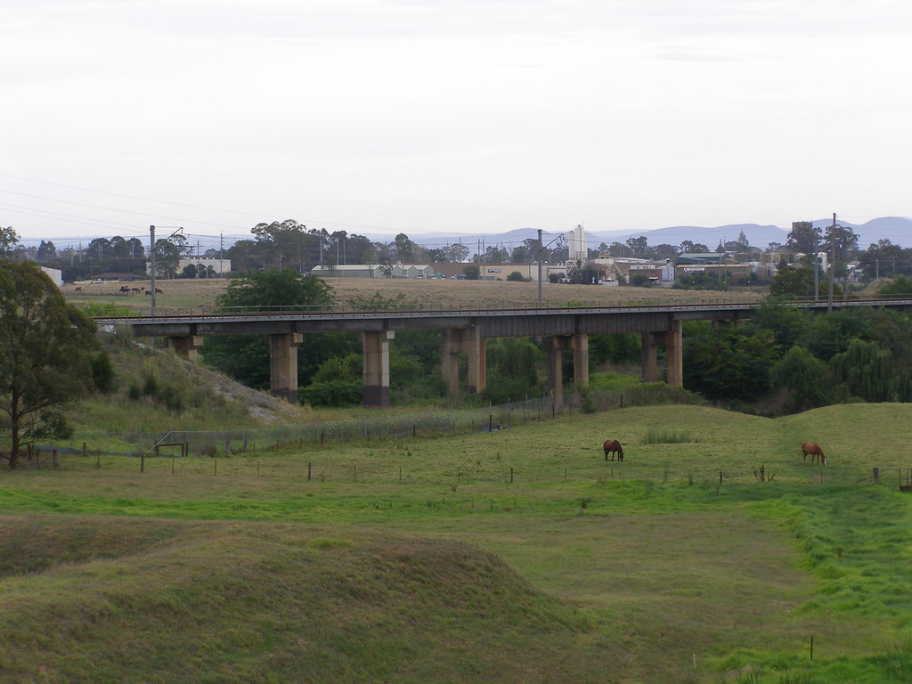 South Creek railway bridge