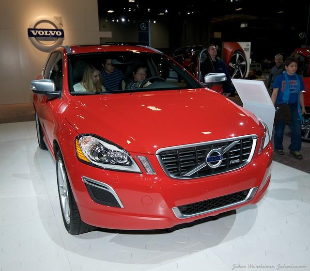 2013 Washington Auto Show - Lower Concourse - Volvo 6