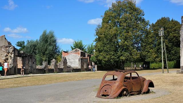 Oradour-sur-Glane  Village martyr