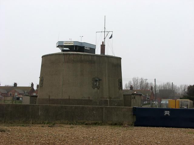 Martello Tower at Felixstowe