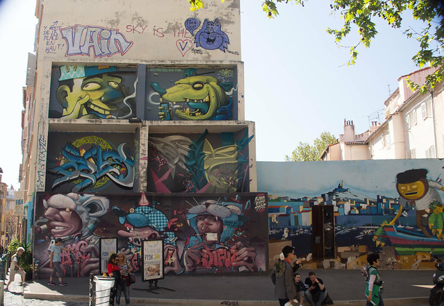mur d'expression