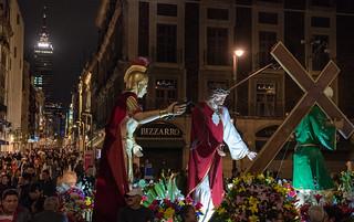 Semana santa en la Ciudad de México