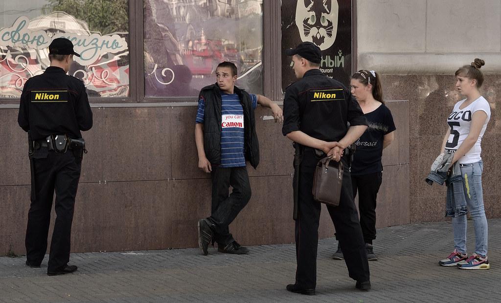 фотограф челябинск - холивар никон против кенон